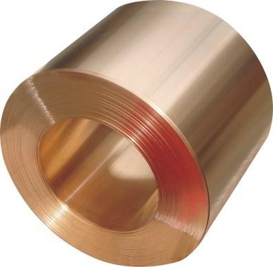 Copper Clad Steel Strip (Brass Brand: C11000)