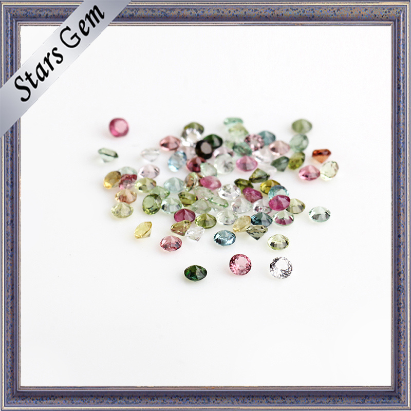 Natural Semi Precious Stone Tourmaline for Fashion Jewellery