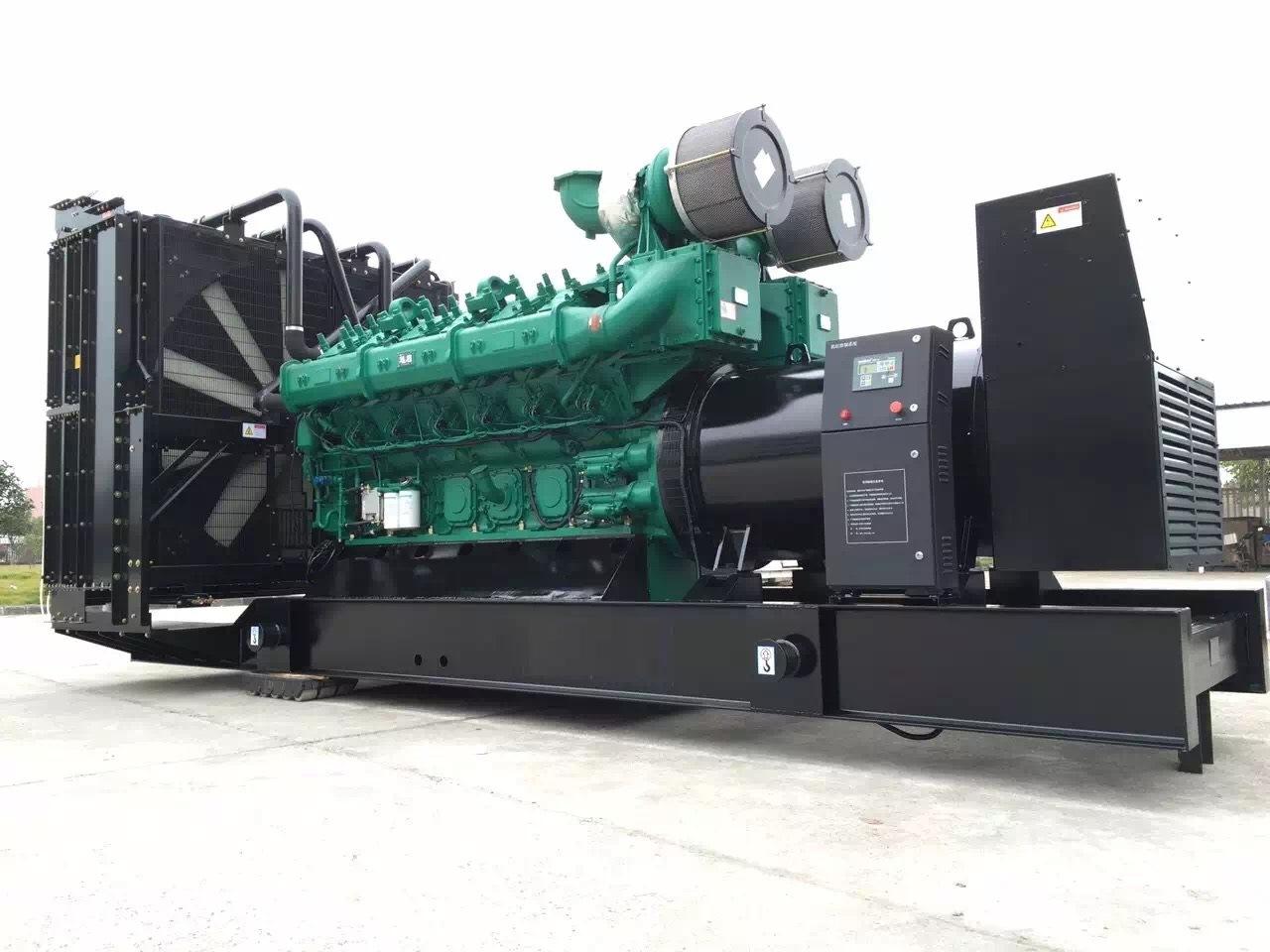 1500kw 1875kVA Yuchai Diesel Generator China Best Quality