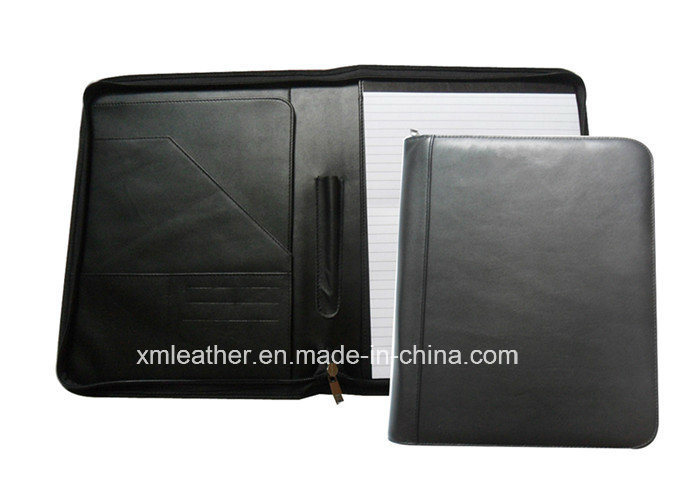 New Designed Soft Leather Document Holder File Folder