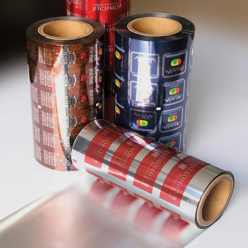 Pet/Al/PE Laminated Strip Pack Aluminum Foil for Sachets