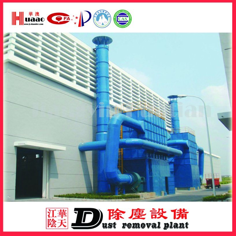 Cloth Bag Dust Collector Procurement to Jiangyin Huatian Technology