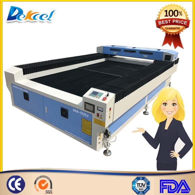 China 150W/280W CO2 Laser Cutting Machine for Wood, Acrylic, Steel
