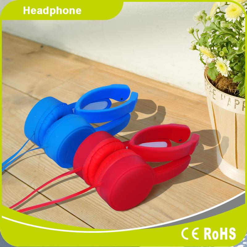 Factory Stereo Foldable Promotion Children Headphone