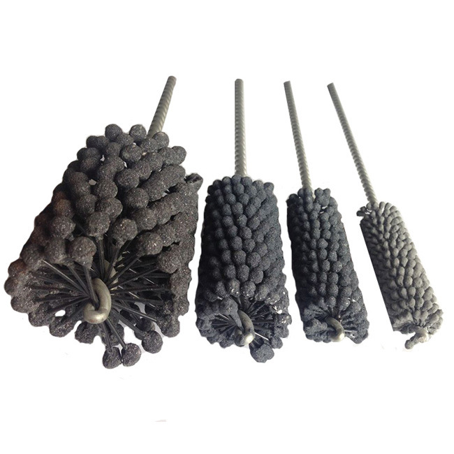 Silicon Carbide Abrasive Ball Brush for Polishing