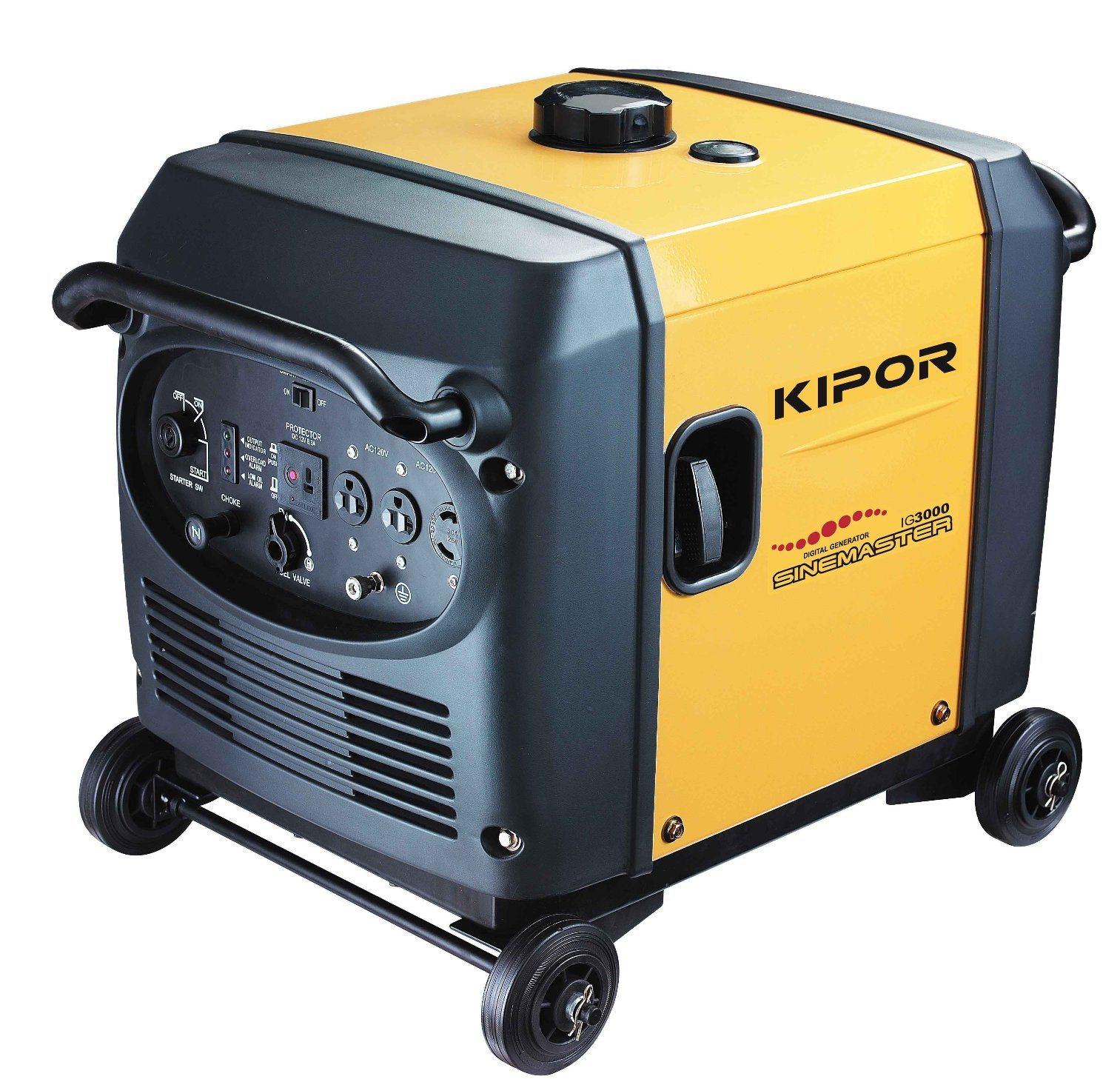 China Kipor Ig3000 Ig3000p Gasoline Generator 3kw for Home Use