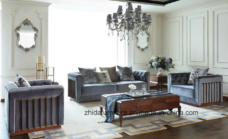 High Quality New Classical Design Sofa S5964