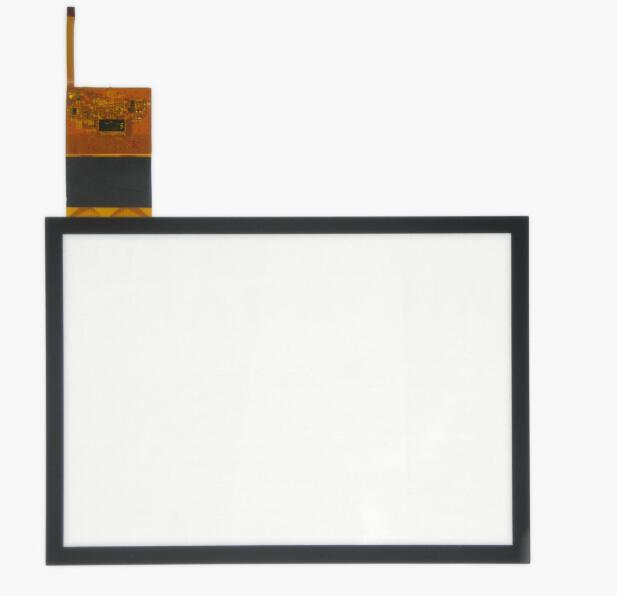 10.4 Inch Customized Capactitive Touch Screen/Panel for Industrial Control Application