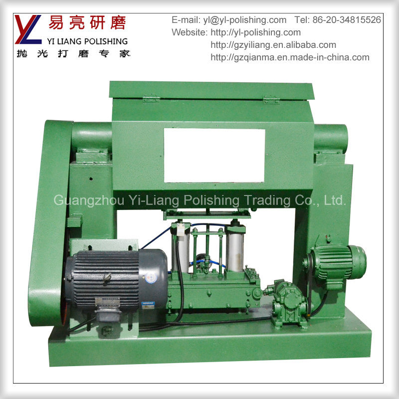 Spoon Fork Front and Behind Arc Edge Grinding Polishing Machine