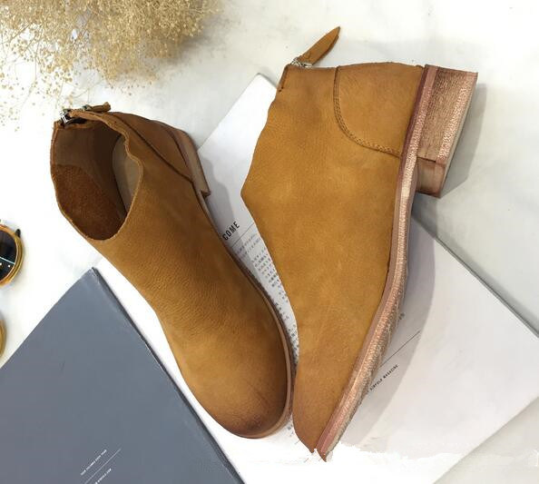 Casual Shoes Leisure Footwear Women Lady Ankle Boots