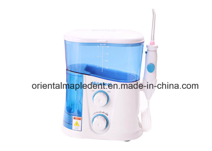 Dental SPA Water Flosser with UV Autoclave Light Oral Water Irrigator