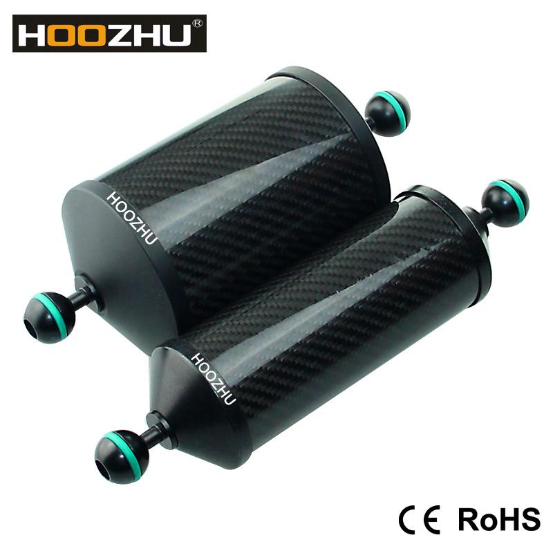 Hoozhu Fs21 Aluminum Carbon Fiber Fiber Floating Arm Support for Diving Camera