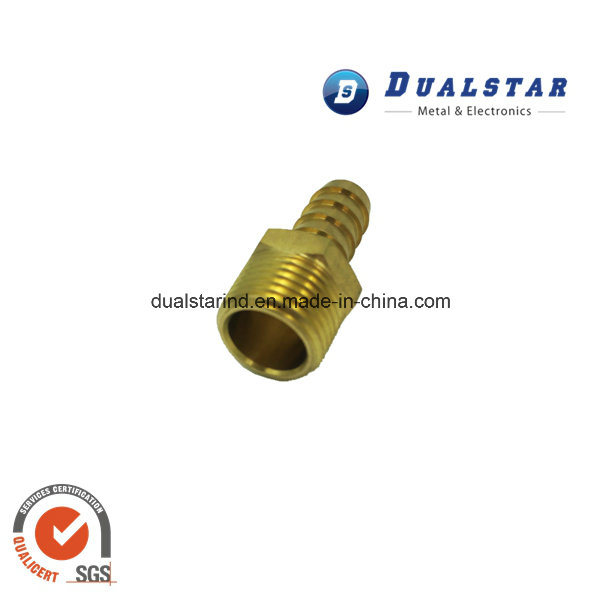 Hot Sale Brass Pneumatic Pipe Fitting for Hydraulic System