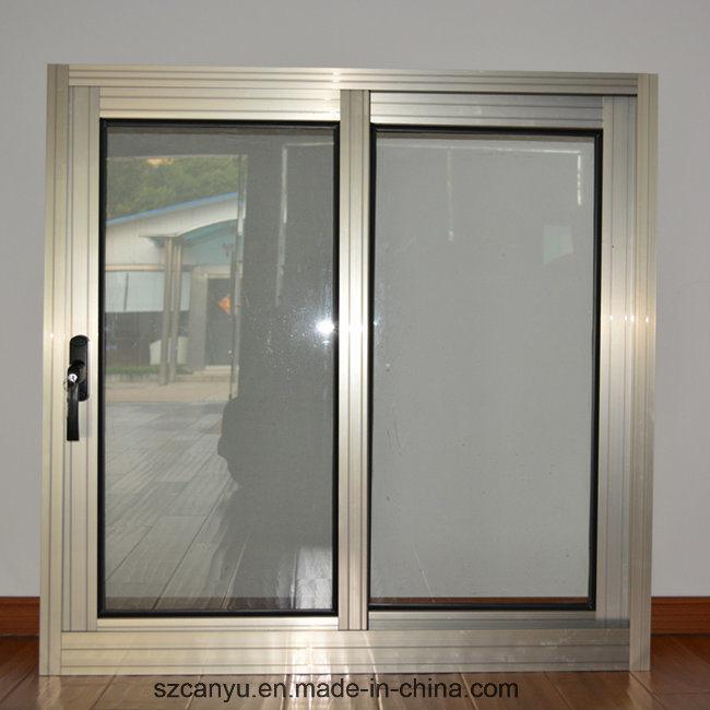Sliding Aluminium Window Seals Double Casement Windows for Home