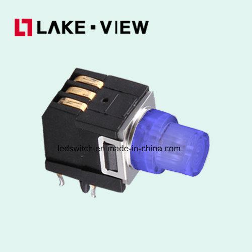 Right Angle LED Illuminated Tact Switch