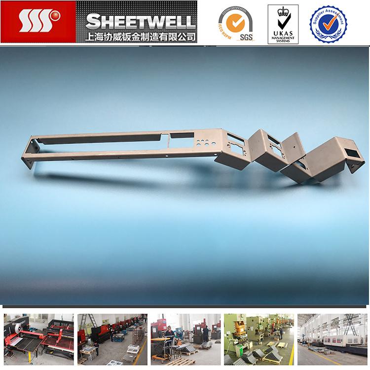 OEM Stamping Customized Custom Stainless Steel Metal Bracket for Metal Furniture