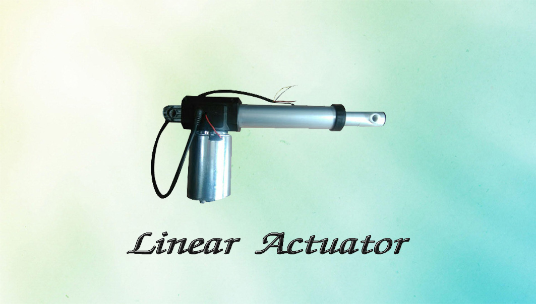 24V DC IP54 Limit Switch Built-in Linear Actuator with Ce and RoHS