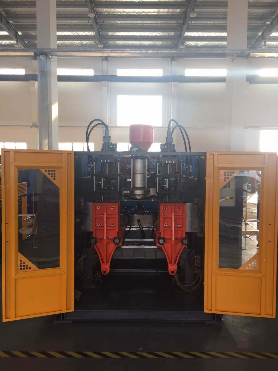 Energy Saving 5L Blow Moulding Machine