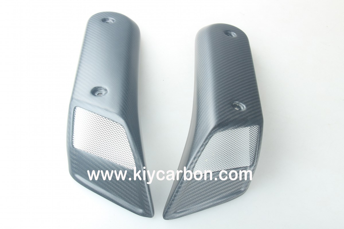 Carbon Fiber Motorcycle Part Air Intakes for YAMAHA Mt-01
