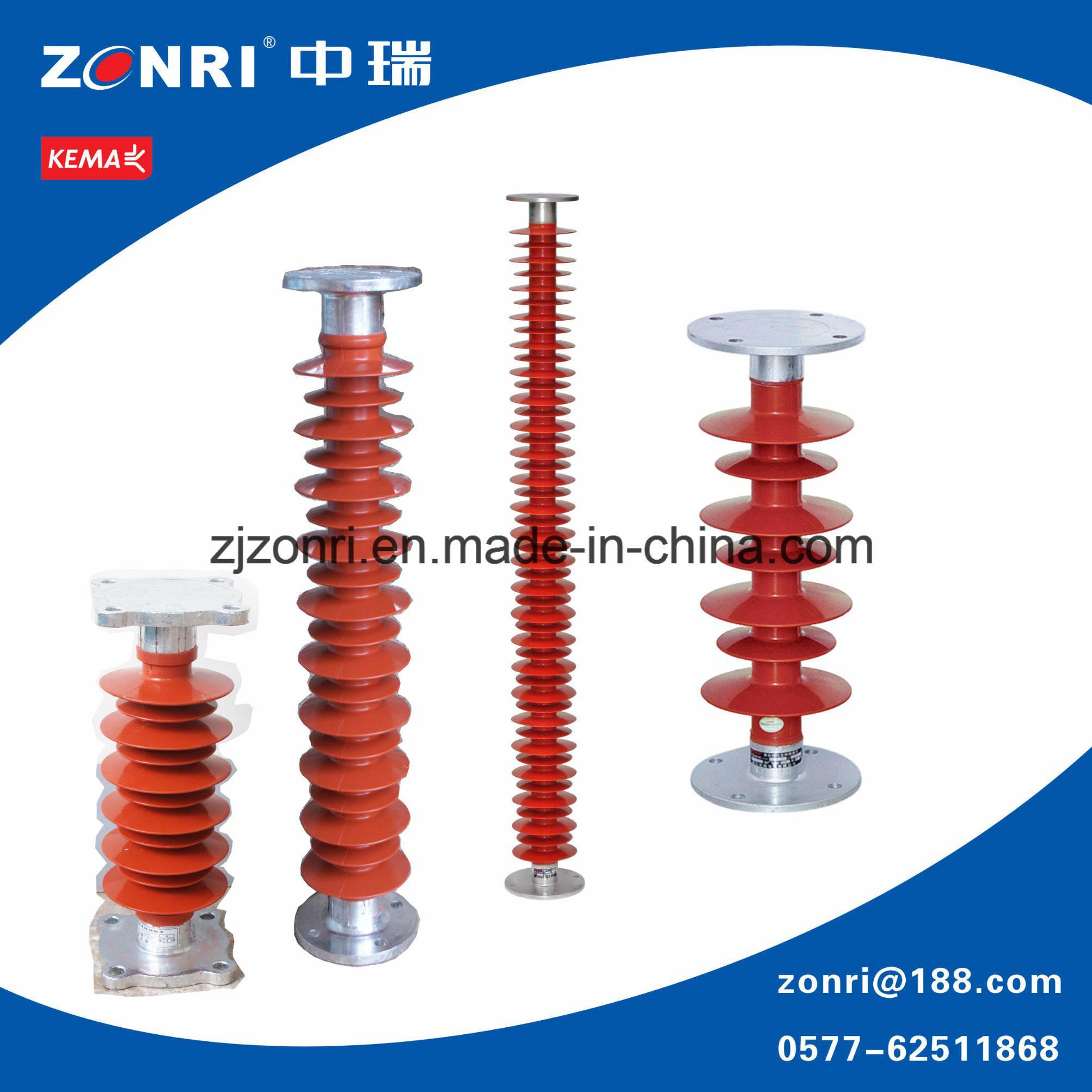 Composite Post Insulator (FZSW-35/8) 35kv 8kn
