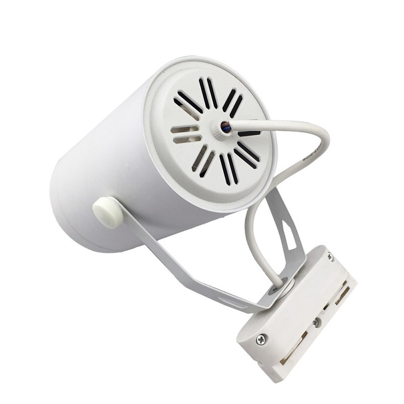 High Quality White & Black LED Down Tube Track Light