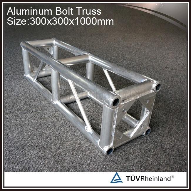 Aluminum Bolt Truss Ninja Warrior Obstacles for Sale