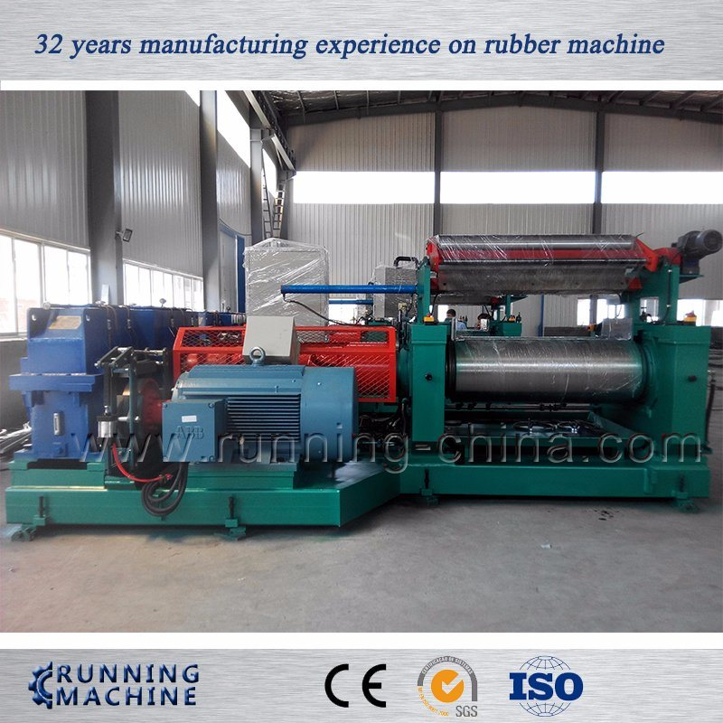 Rubber Open Mill/ Two Roll Mixing Mill for Mastication