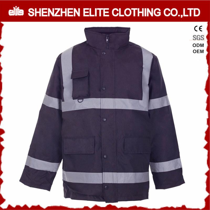 2017 Winter Hi Vis Safety Reflective Work Jacket