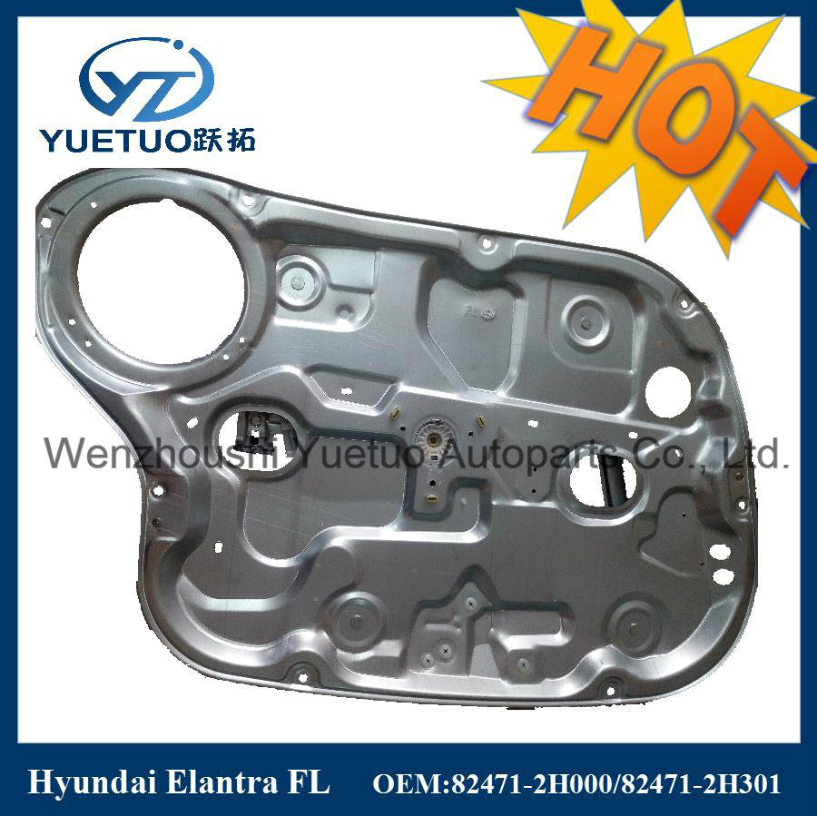 Motor Electric Window Lifter for Elantra Front Left 82471-2h000