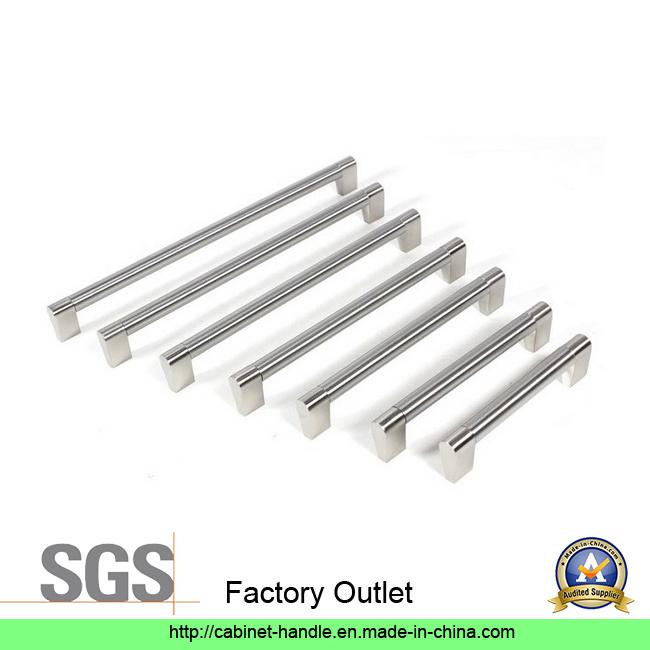 Factory Price Hollow Steel Furniture Cabinet Hardware Door Pull Handle (T 138)