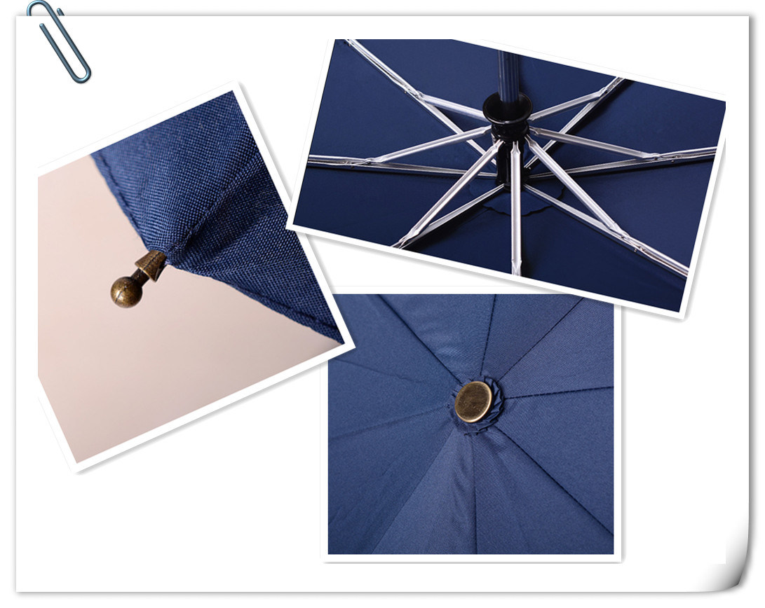 Fringe Automatic Opening and Closing Umbrella