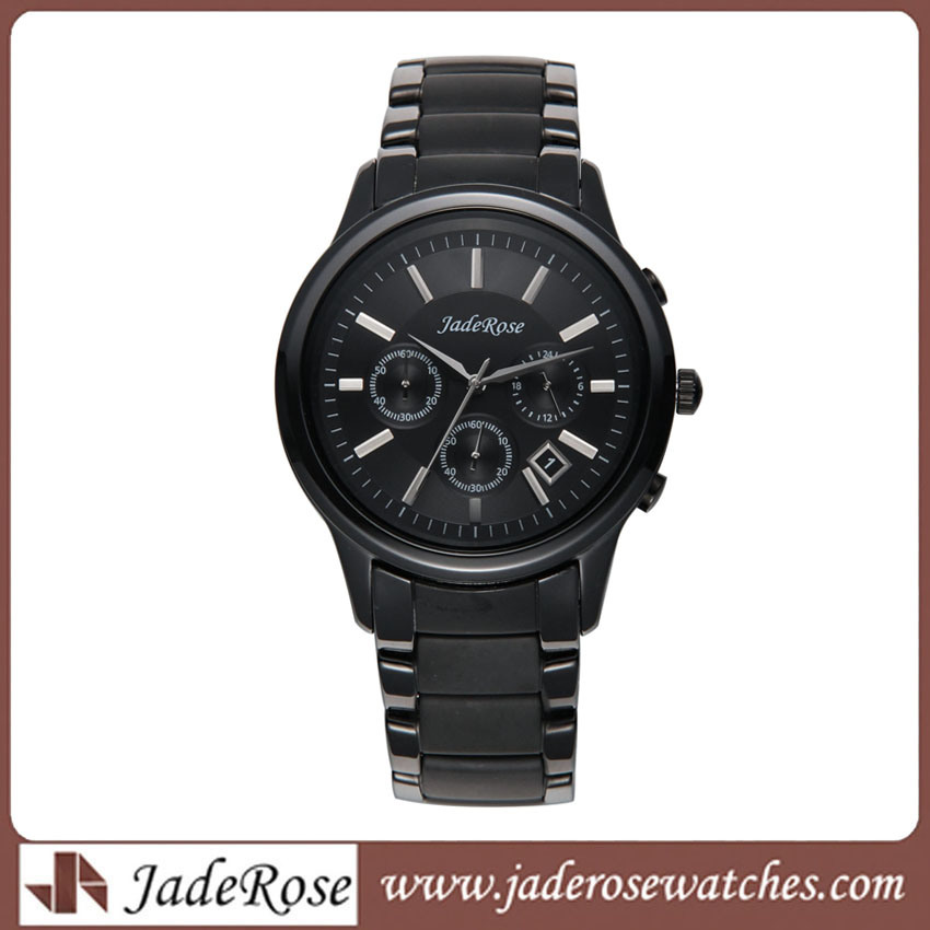 Multifunction Business Mens Watches, Chronograph Mens Watch