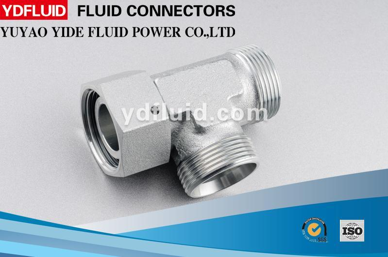 China Supplier 3/4 Inch Parker Ss316 Hydraulic Union Fitting