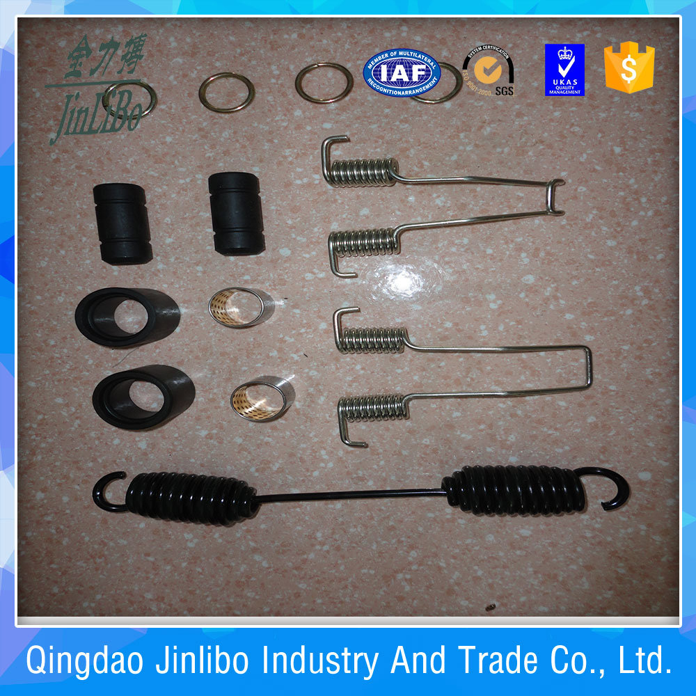 Trailer Accessories Spare Parts Used Trailer Truck