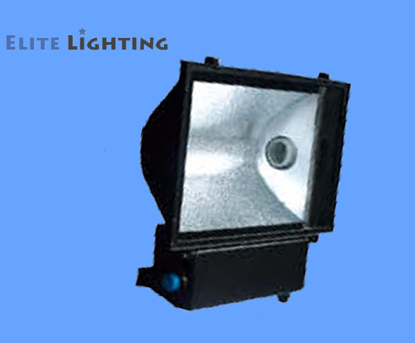 High Power Industrial Floodlight in Square