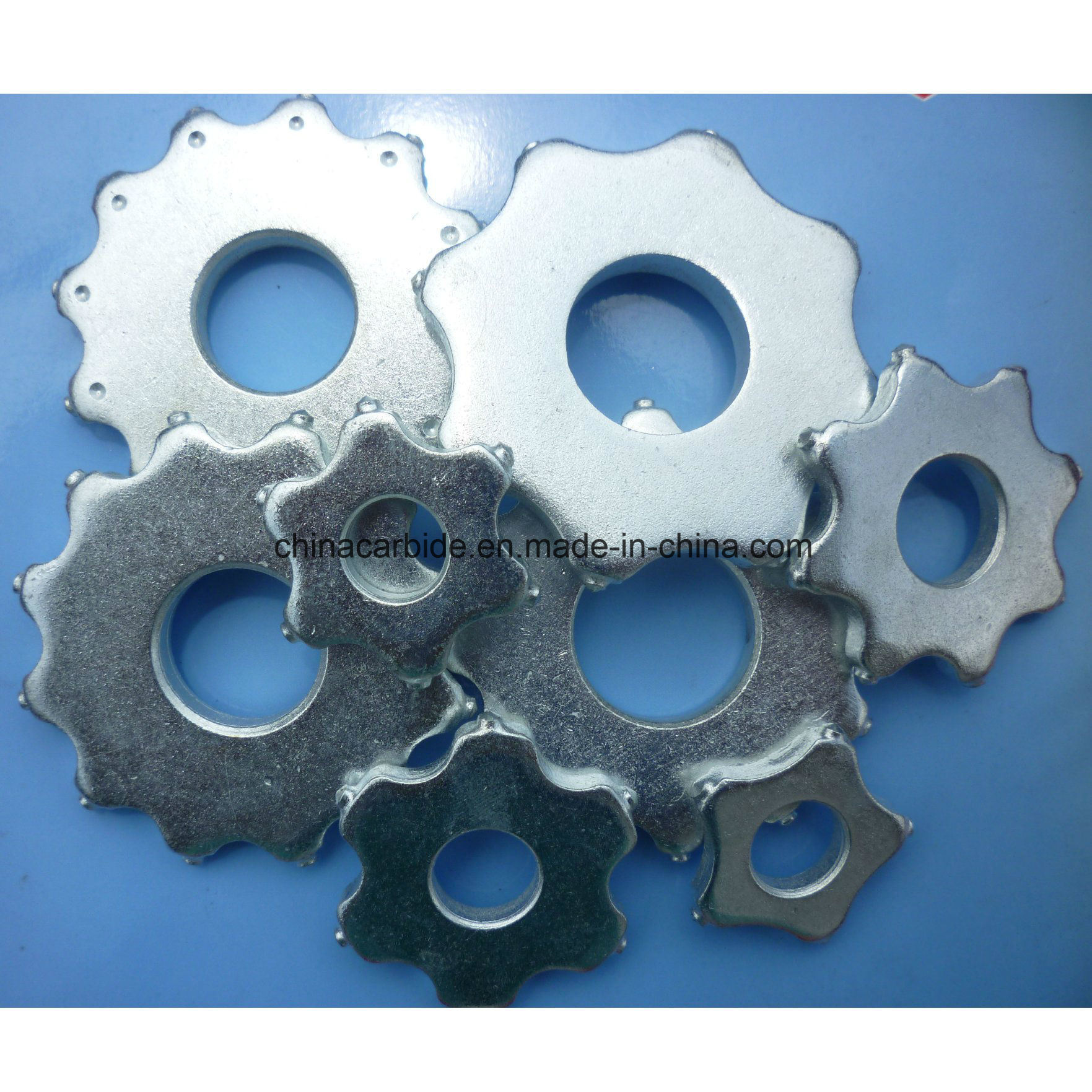 Tungsten Carbide Cutters for Concrete Scarifier