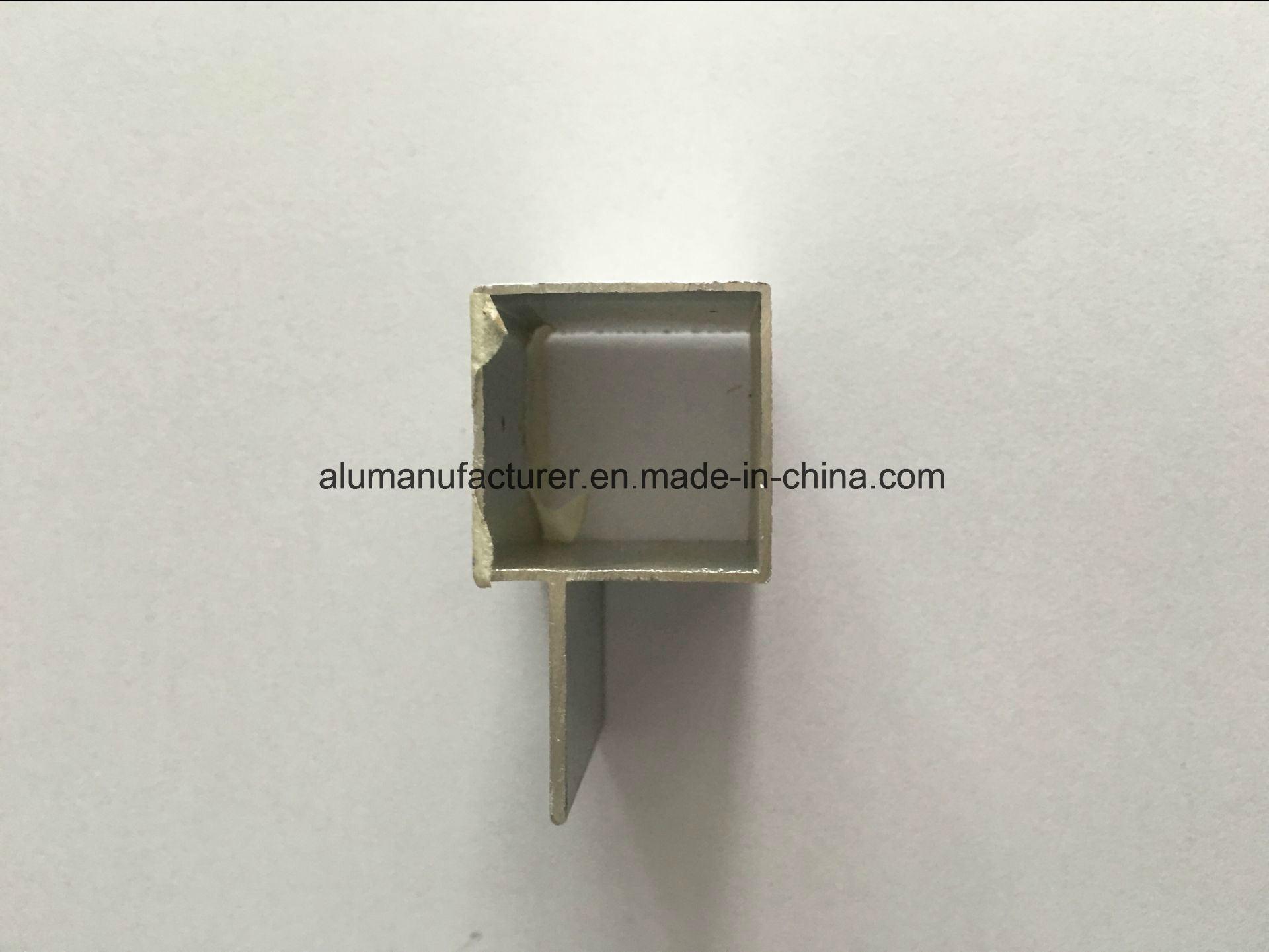 Liberia Aluminium Alloy Extrusion Profile for Door and Window
