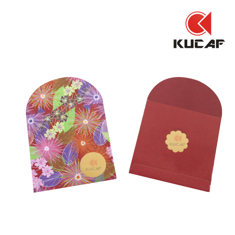 Small Size Coloured Cute Red Envelope
