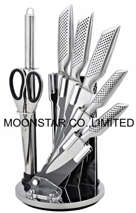 8PCS Knife Set with Stand