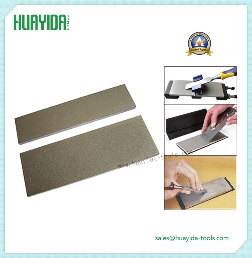 Single Side Diamond Sharpener Stone for Knife