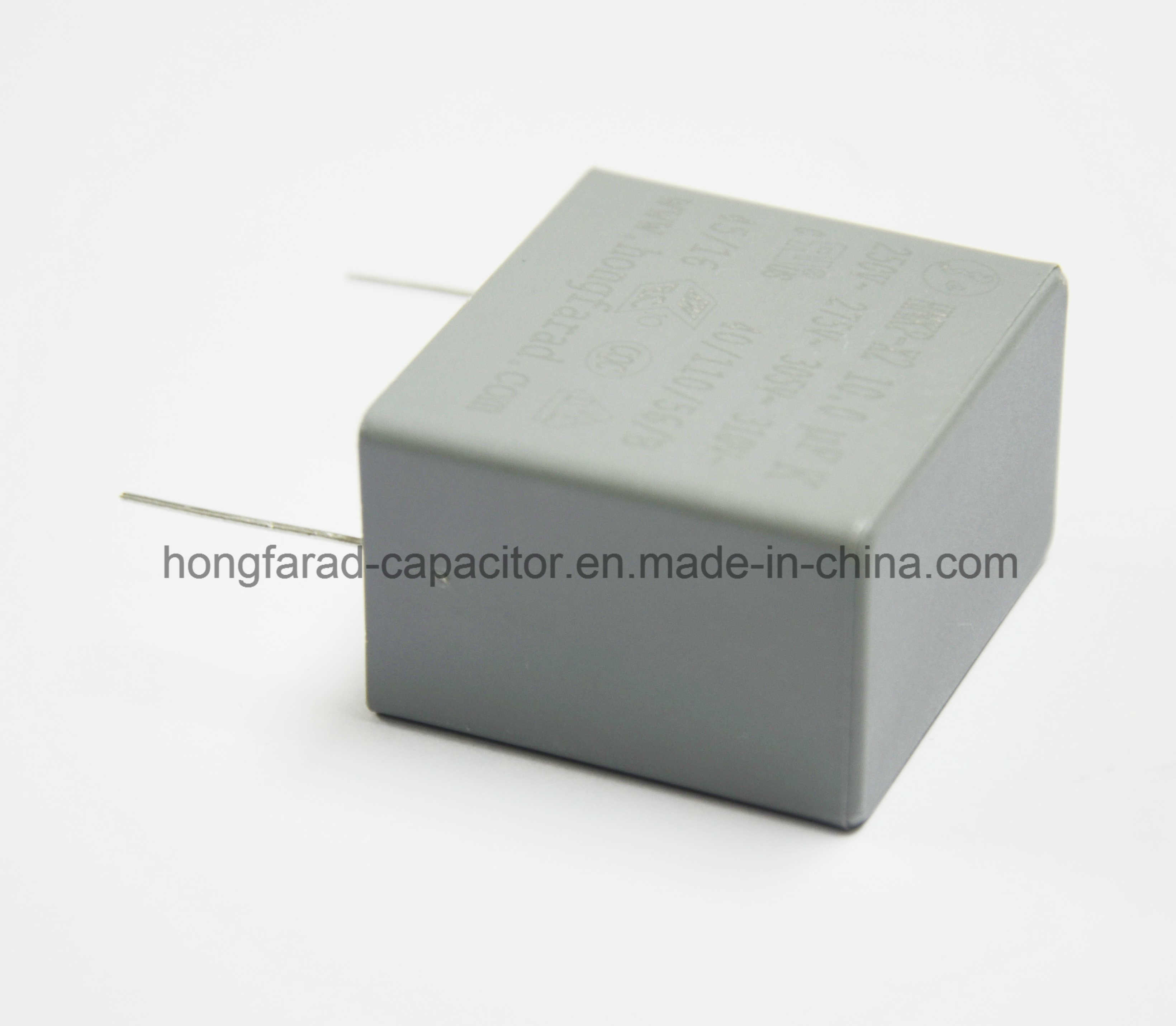 Cbb62 Capacitor X2 Class Film Capacitor High Quality MKP
