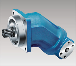 Hydraulic Piston Pump (A2F, A2FM, A2FO, A2FE Series)
