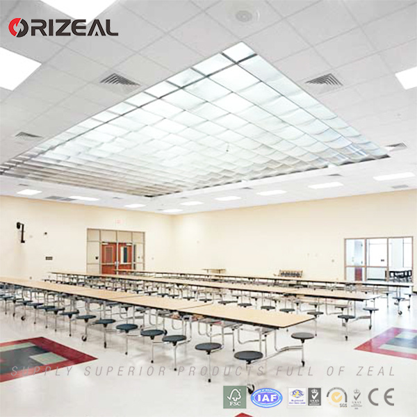 Orizeal Foldable Canteen Table