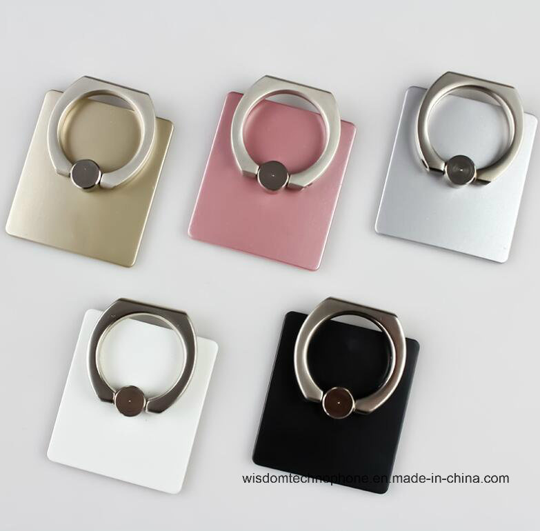 Phone Use Ring Stand, Ring Buckle Stand, Rotatable Ring Stand Bracket Holder