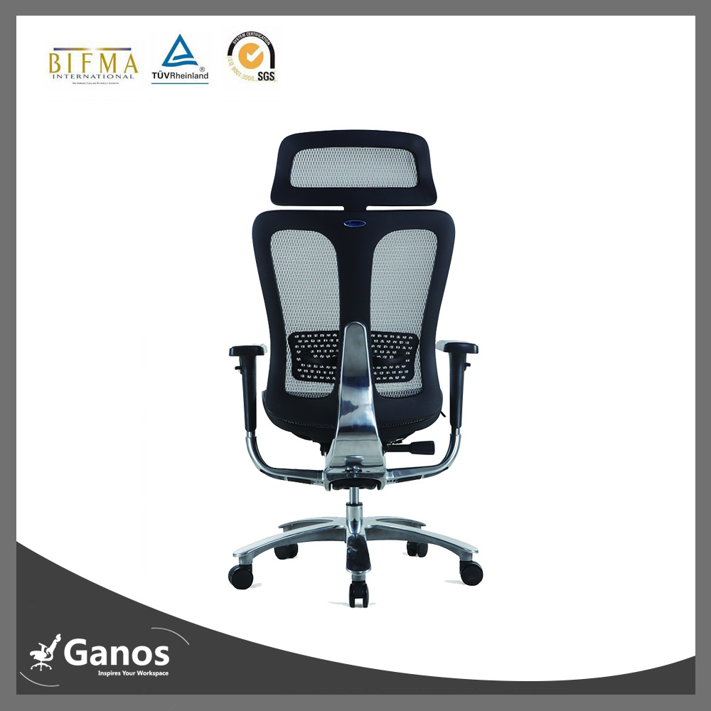 Luxury High Back Ergonomic Chair Office Table Ergonomic Chair