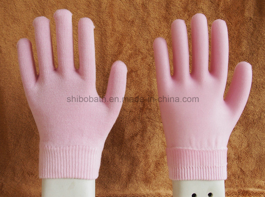Supple Skin SPA Moisturizing Soften Beauty Cotton Gel Gloves