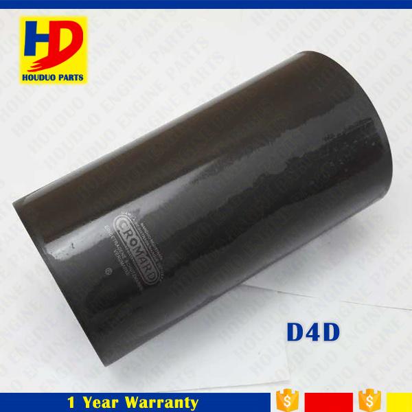 D4d Cylinder Liner for Volvo Excavator Spare Parts