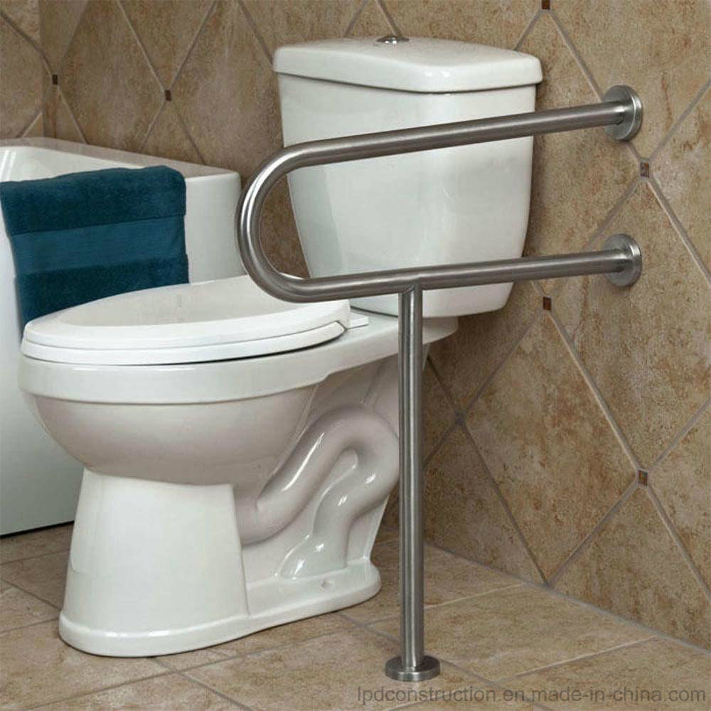 Stainless Steel Toilet Safety Grab Bar