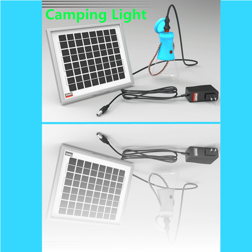 Eco-Friendly Portable Solar Lantern Charge PAL LED Light Multifunctional Rechargeable Solar Camping Light (Bwei-L1002)