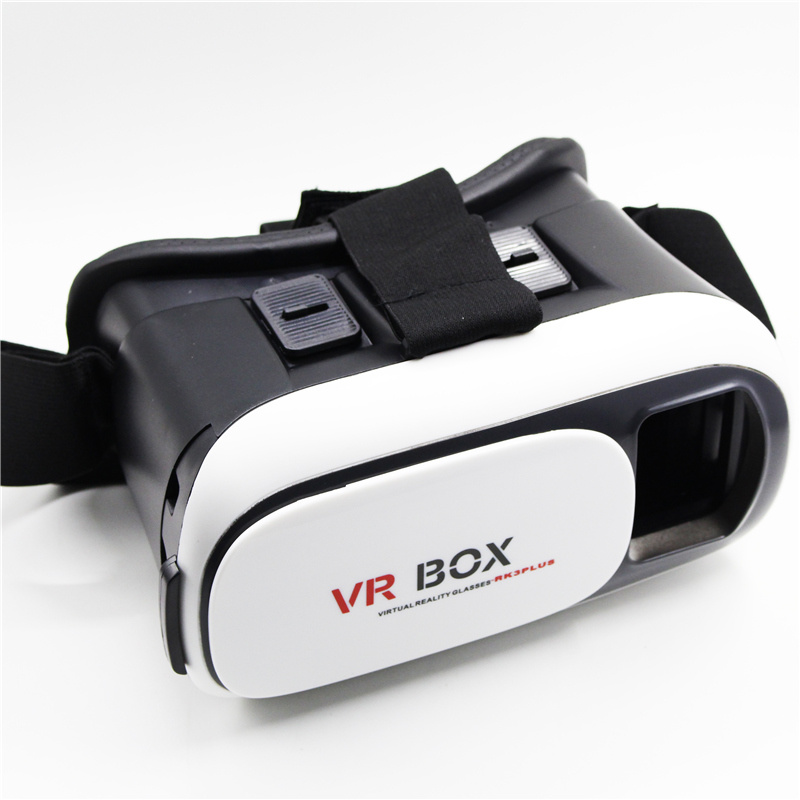 Wholesales 5 Color Virtual Reality Vr Glasses 3D Box